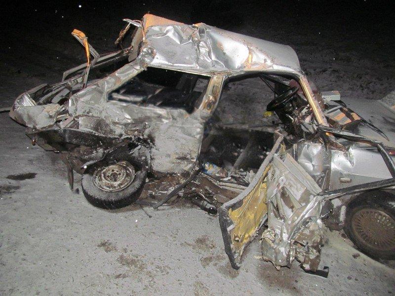 5 человек погибли вДТП вТамбовской области