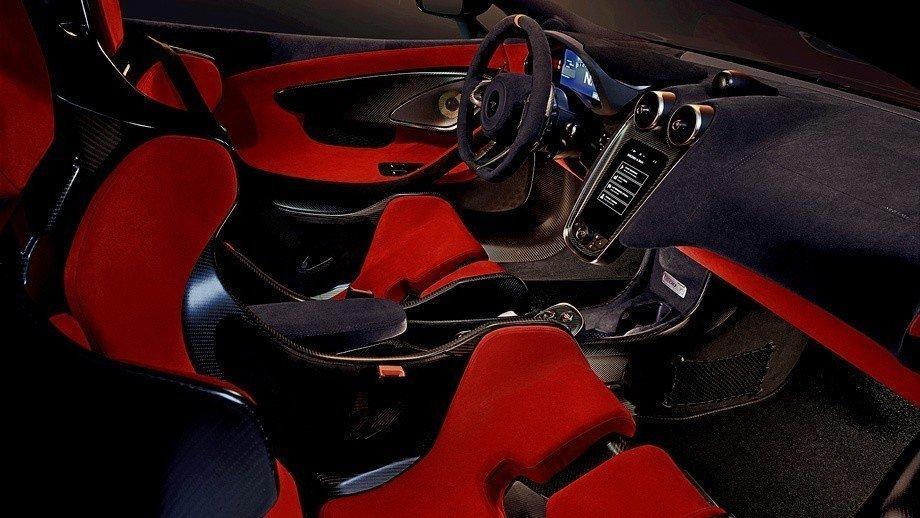 Мак Ларен представил купе 600LT