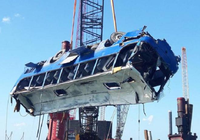 Обвиняемым поделу оДТП савтобусом наТамани продлили арест