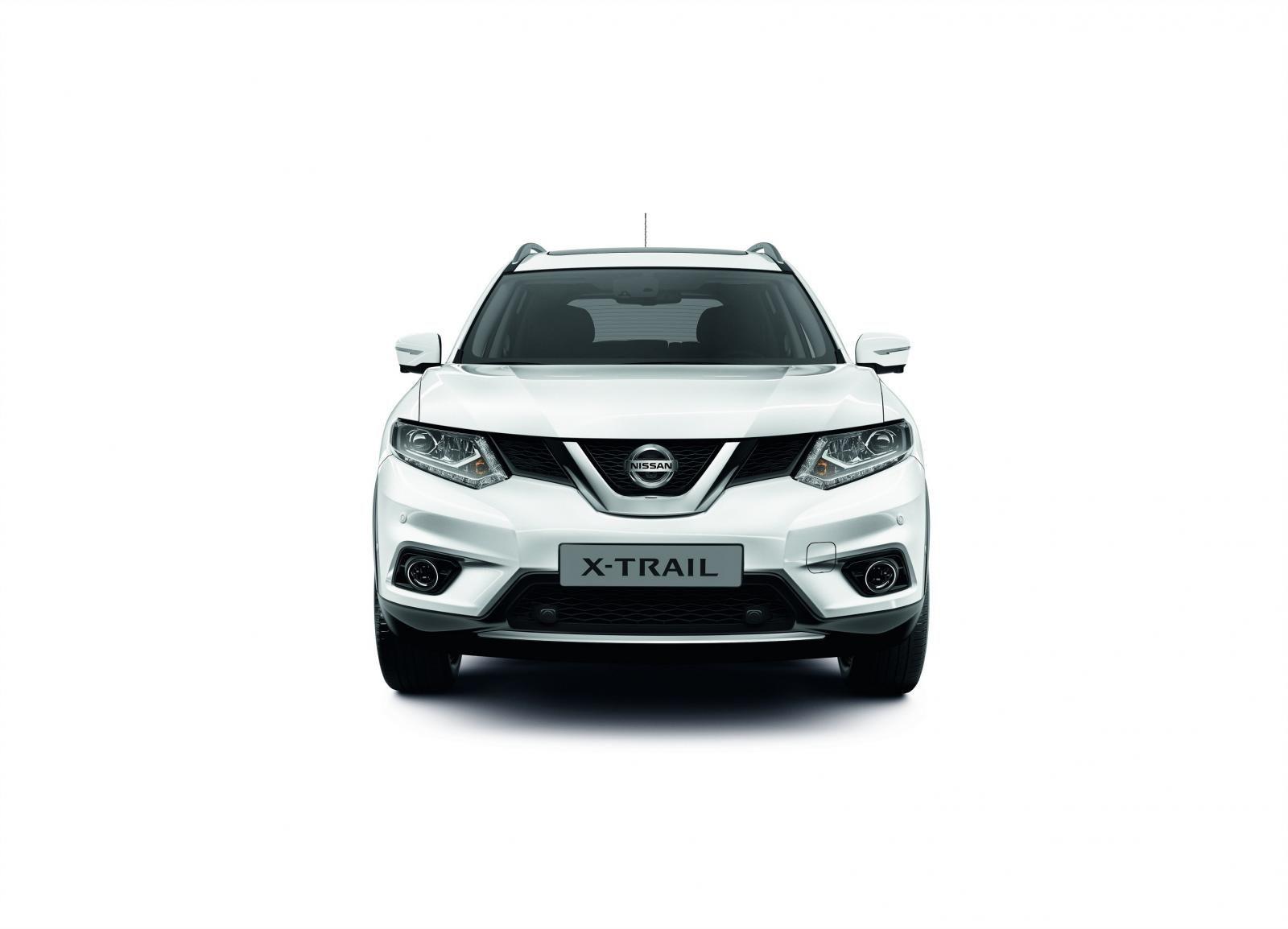 Российский Nissan X-Trail получил новый вариант исполнения