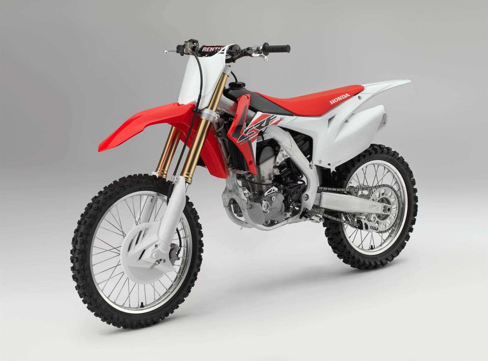 Новый кроссовый мотоцикл Honda CRF250R 2014 / Honda / БайкПост