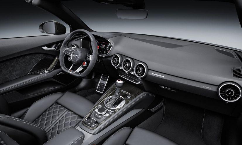 В Российской Федерации  начались продажи нового Ауди  TTRS