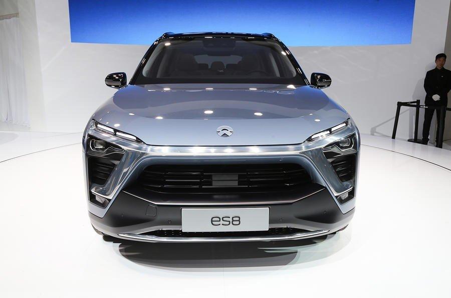 Компания Nio начала продажи электрического джипа ES8