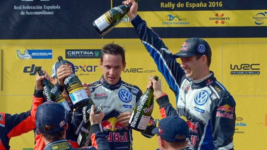 WRC: Себастьен Ожье подписал договор скомандой M