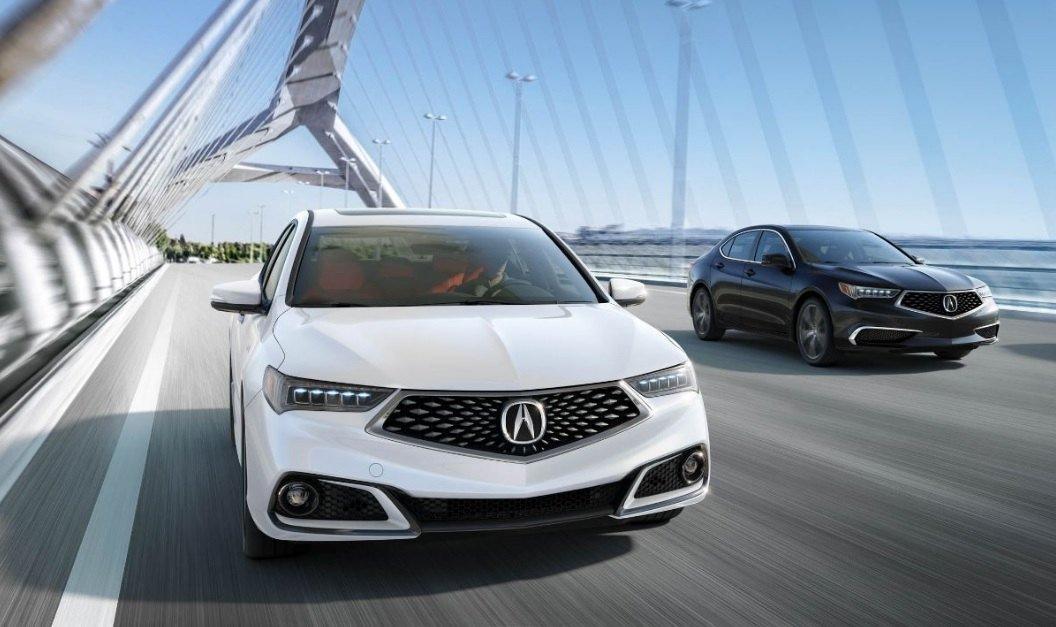 Acura презентовала новую спортивную версию TLX 2018
