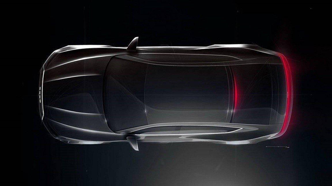 Новый Ауди A7 Sportback: первое изображение идата премьеры