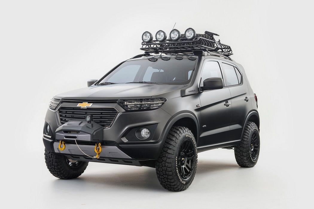 На создание 2-го поколения Chevrolet Niva могут пойти бюджетные деньги
