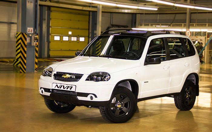GM-AVTOVAZ выпустит всего 600 штук Шевроле NIVA Special Edition