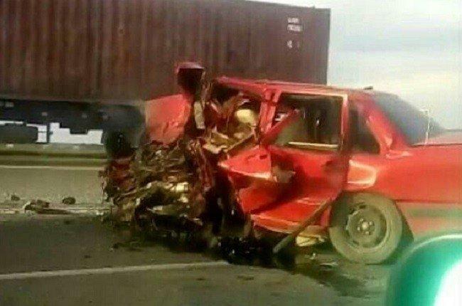 Два человека погибли в трагедии стремя машинами вАбинском районе