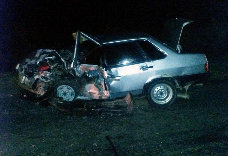 Женщина иребенок погибли впьяном ДТП вАдыгее