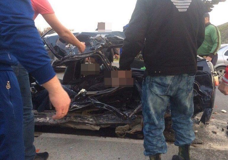 ВДТП под Анапой погибли двое взрослых иодин ребенок