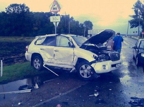 21-летний пассажир Лада умер вДТП