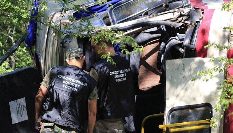 Водителя автобуса приговорили кколонии за смерть  7-ми  пассажиров под Судаком