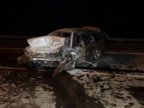 ДТП наКубани: Встолкновении 3-х машин погибли два человека