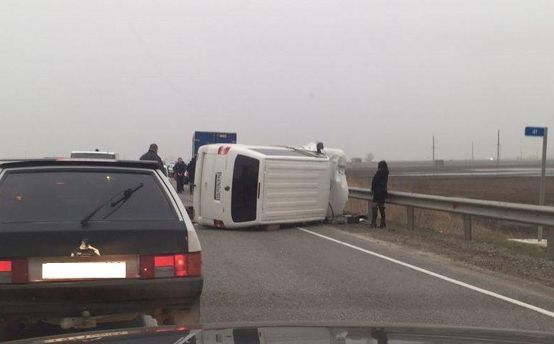 ВСлавянском районе вДТП умер молодой шофёр
