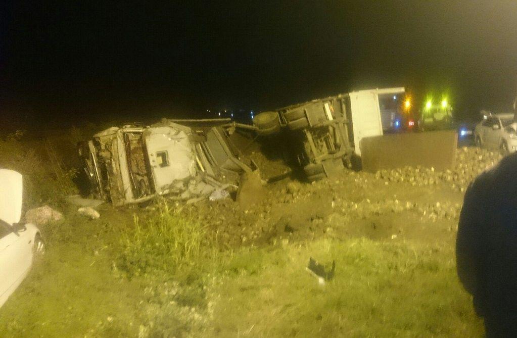 ДТП ссемью машинами: погибли два человека