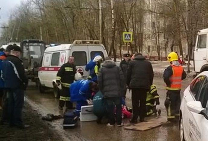 ВКропоткине иностранная машина насмерть сбила пятилетнюю девочку