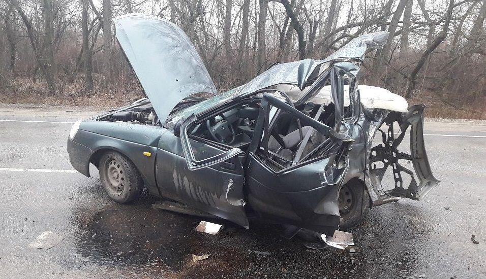 Молодой шофёр чудом выжил вжестком ДТП вТимашевском районе