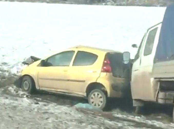 Натрассе М4 «Дон» вКраснодаре врезультате дорожного происшествия погибла женщина-водитель