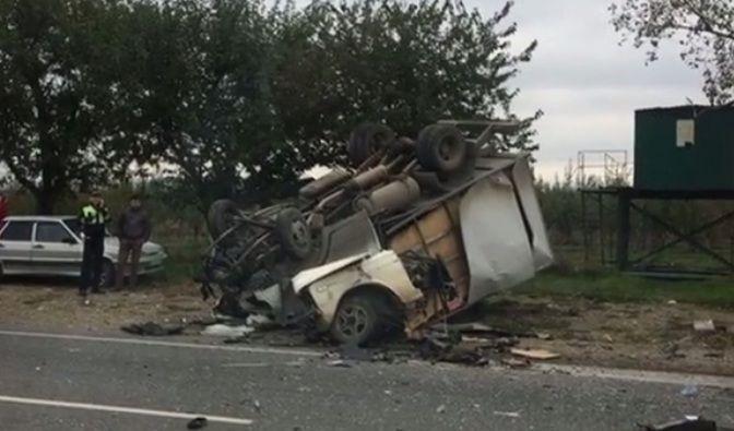 ДТП вАбинском районе: «ВАЗ» разорвало начасти, умер шофёр