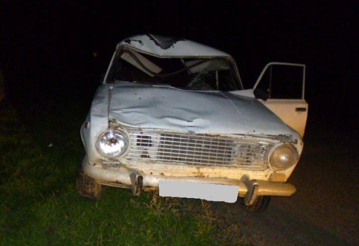 Впосёлке Веселовка шофёр наВАЗ-2101 насмерть сбил пешехода и исчез