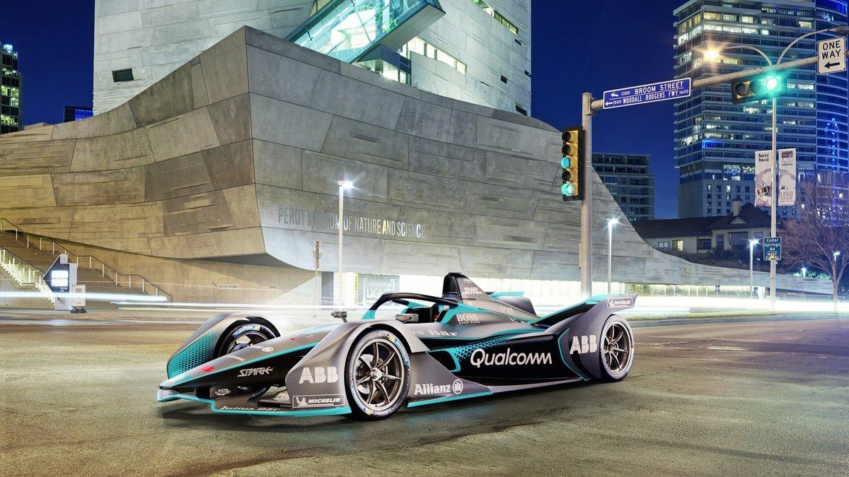 Формула ЕсHalo: 1-ый тизер свежей машины