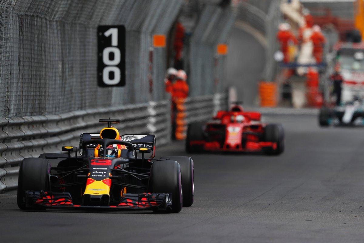 Формула 1. Гран-При Монако. Гонка. Кто лучше