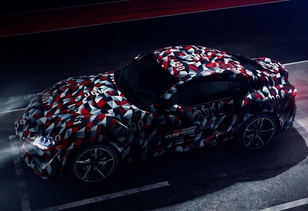 Новая Тойота Supra появится нафестивале вГудвуде