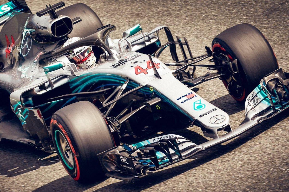 Гонщик «Мерседеса» Хэмилтон одержал победу Гран-при Италии