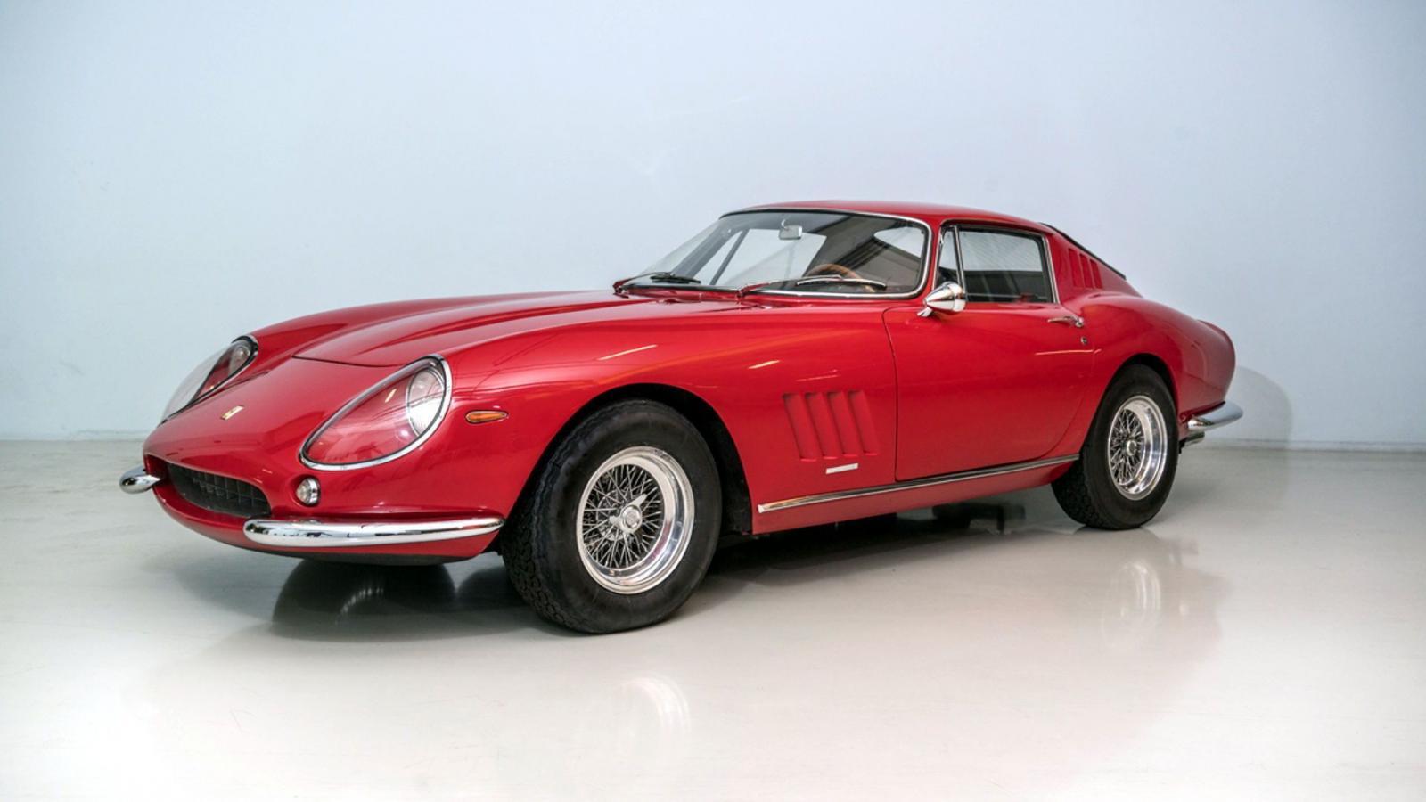 Ferrari 275 GTB/4 (1966) (примерно 3,2 млн долларов)