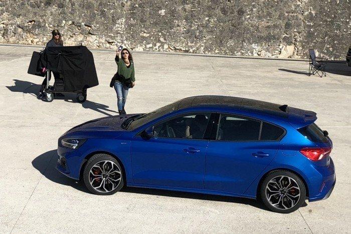 Новый Ford Focus- рекламная