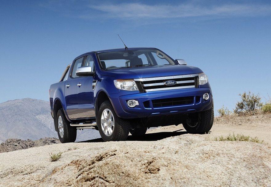 В Российской Федерации  отзывают 91 потенциально неуправляемый пикап Форд  Ranger