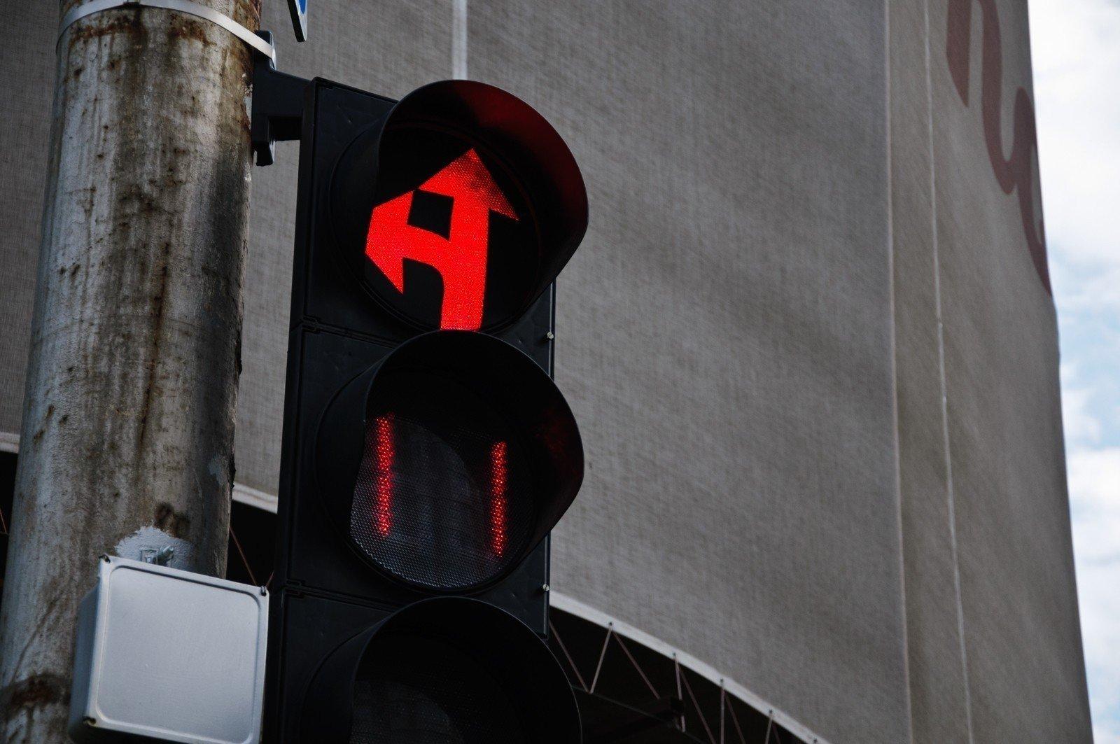 ВСамарской области замесяц расхищены около 20 светофоров