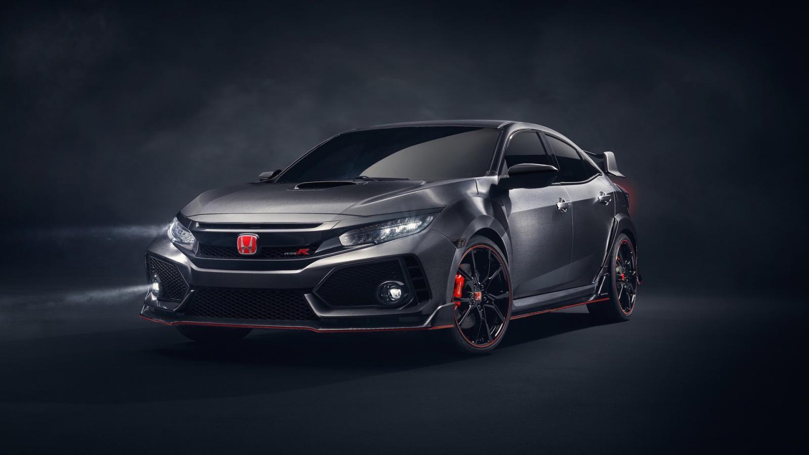 Хонда поведала оевропейском хэтче Civic обновленного поколения
