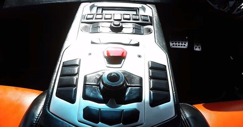 Хонда Accord преобразовали вLamborghini Aventador