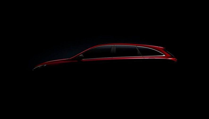 Новый универсал Хёндай I30 Wagon показался наофициальном снимке