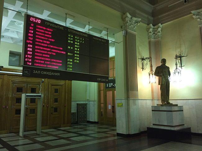 Из-за ремонта путей электричка Краснодар-Новороссийск будет ходить доКрымска