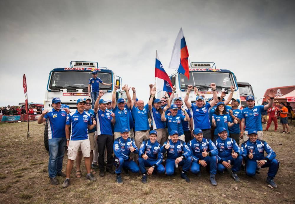 Россиянин Эдуард Николаев выиграл ралли-рейд «Дакар 2018»