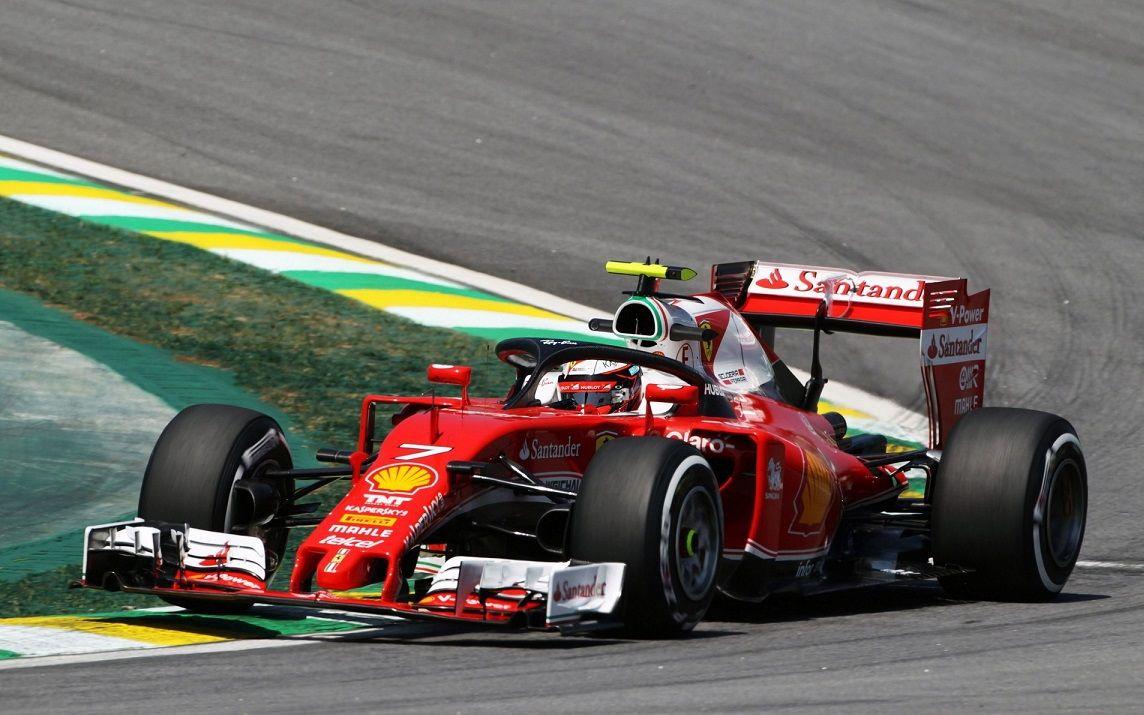 Гран-при Бразилии одержал победу Льюис Хэмилтон