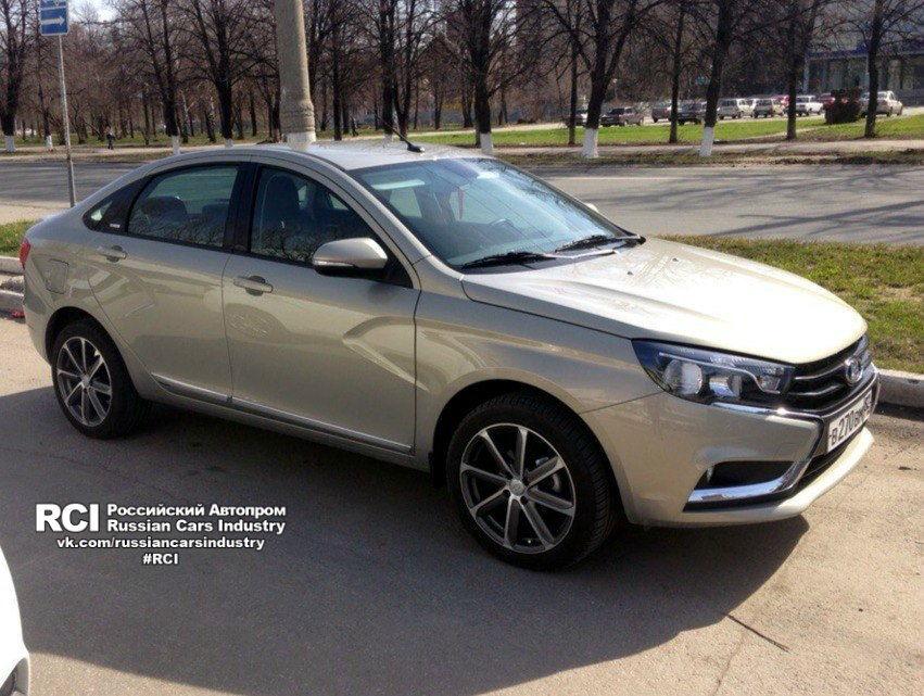 Универсал Lada Vesta появится в продаже в сентябре
