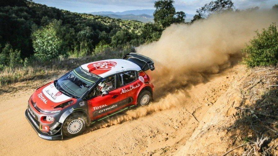 WRC. Себастьян Лёб примет участие вчемпионате мира поралли 2018 года