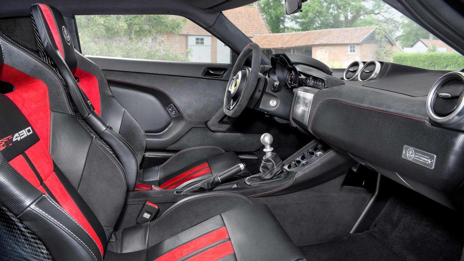 Компания Лотус презентовала самую сильную модель всвоей истории— Evora GT430