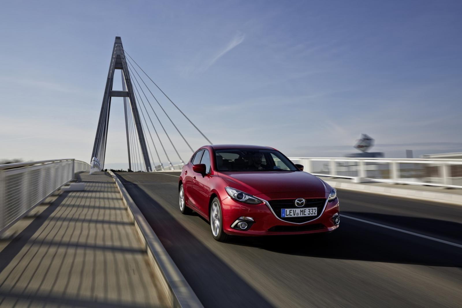 На рынок Европы выходит Mazda3 2016 с 1,5-литровым дизелем и спецверсией