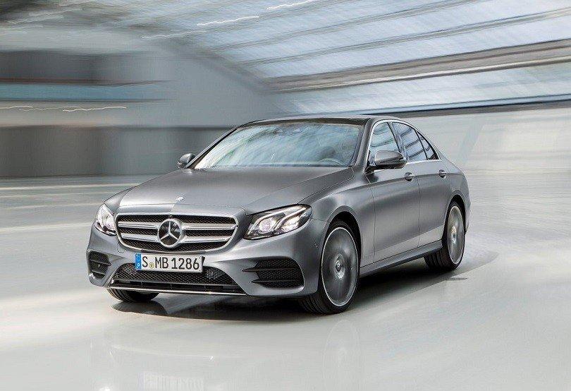 Mercedes-Benz отзывает в России почти 100 автомобилей