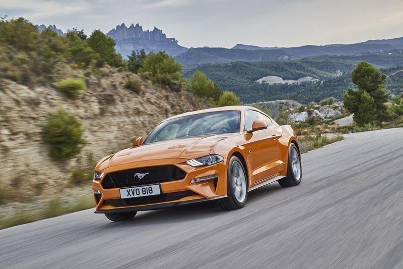Управляемость Форд Mustang улучшили при помощи скотча