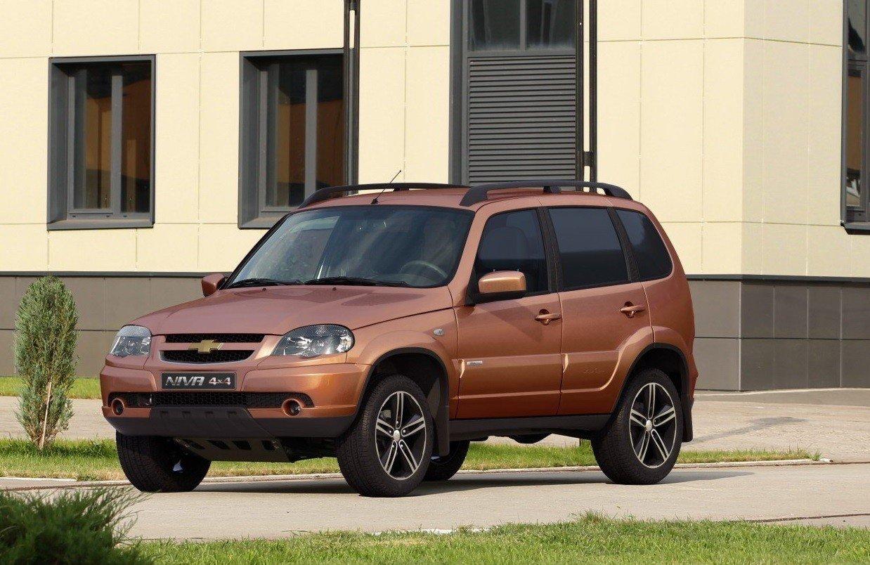 Chevrolet Niva Special Edition: 300 юбилейных спартанцев