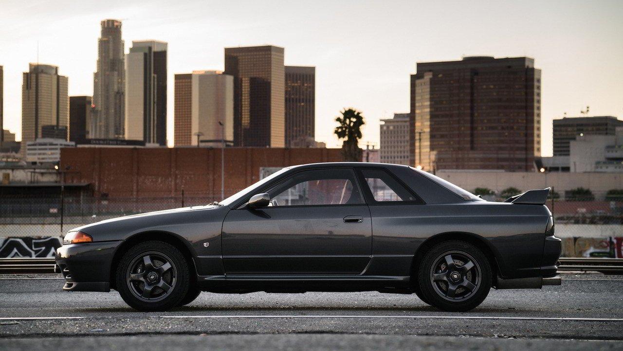 Nissan Skyline R32 GTR (1989)