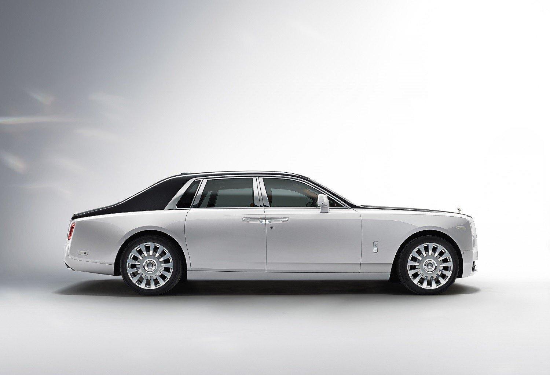 Англичане представили новый Роллс Ройс Phantom