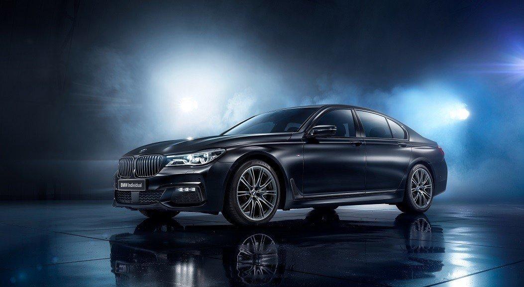 BMW создал специальную версию 7-Series для России