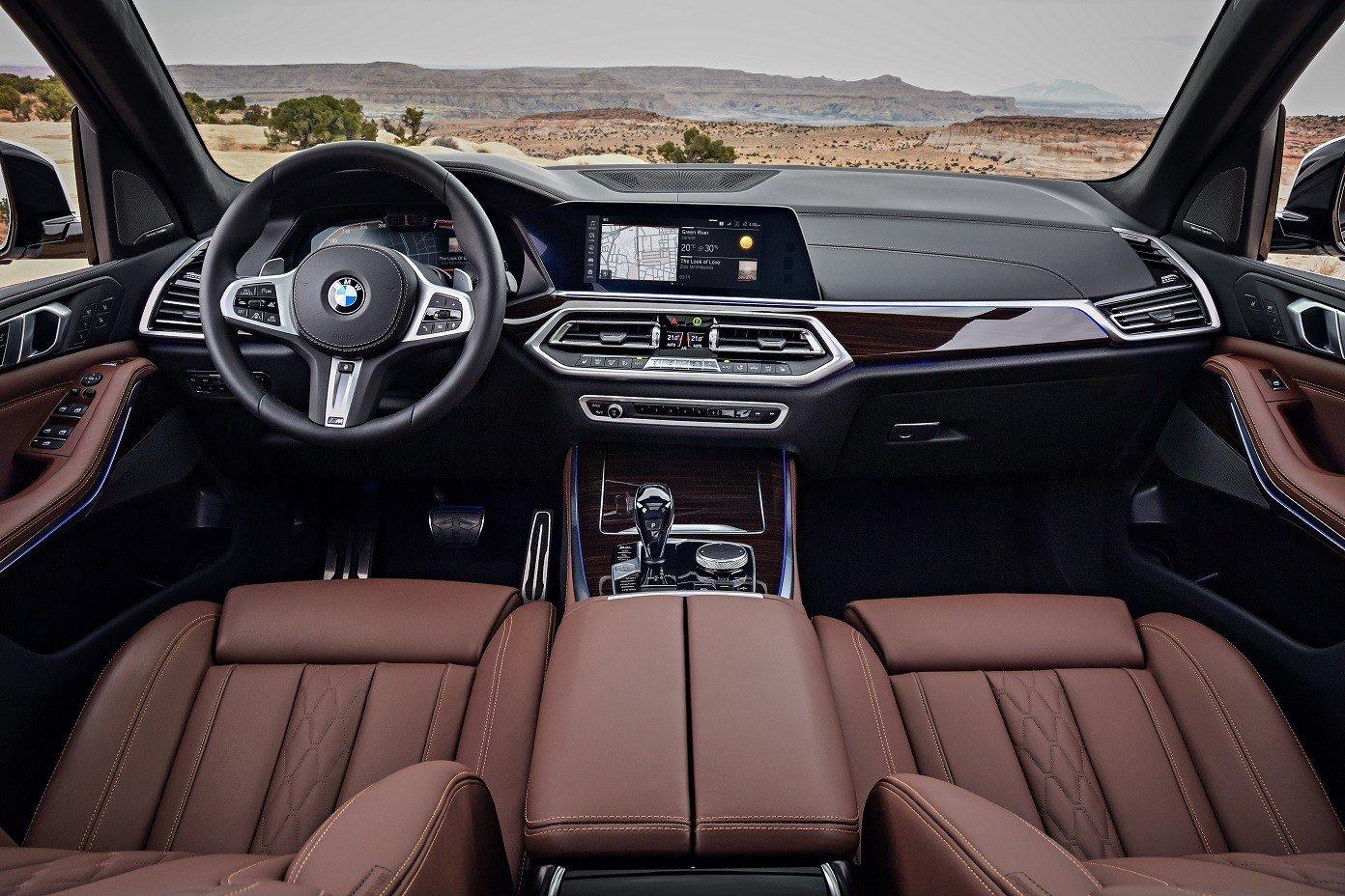 БМВ X5 обновленного поколения получил официальную стоимость в3,8 млн. руб.